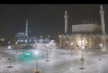 Photo of Konya Mevlana Meydanı Canlı İzle