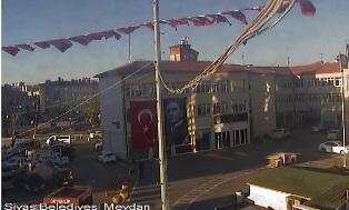 Photo of Sivas Cumhuriyet Meydanı Canlı İzle